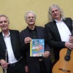 Schräges Trio