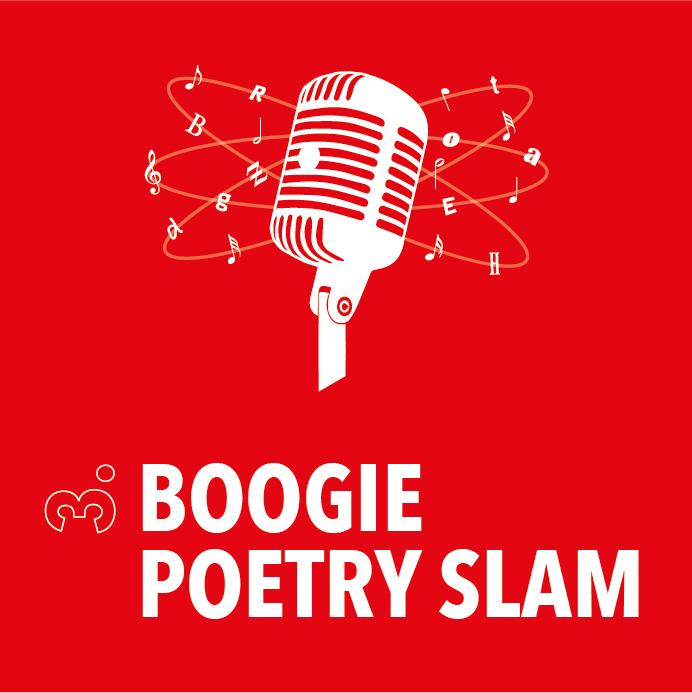 3.Boogie Poetry Slam
